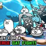 Игра The Battle Cats с читами